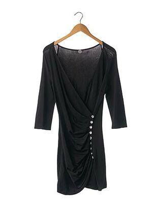 Robe courte noir AZZARO pour femme