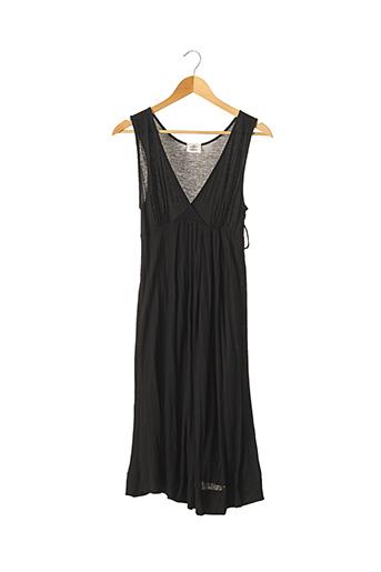 Robe mi-longue noir CERRUTI 1881 pour femme