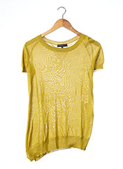 Pull col rond vert BARBARA BUI pour femme seconde vue