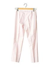 Pantalon 7/8 rose PAULE KA pour femme seconde vue