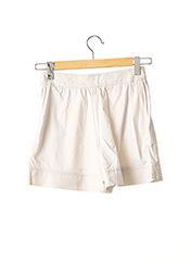 Short beige PAULE KA pour femme seconde vue