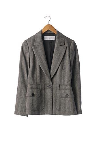 Veste chic / Blazer gris CACHAREL pour femme