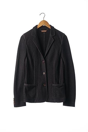 Veste chic / Blazer noir COLOMBO pour femme