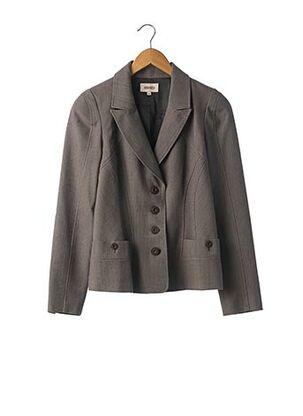 Veste chic / Blazer gris KENZO pour femme