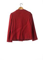 Veste chic / Blazer rouge VANESSA BRUNO pour femme seconde vue