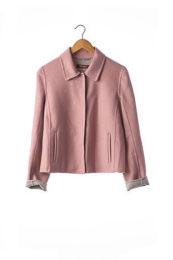 Veste casual rose MAXMARA pour femme