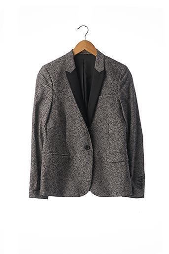 Veste chic / Blazer gris THE KOOPLES pour femme