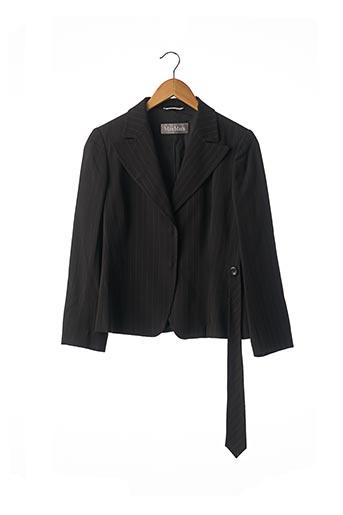Veste chic / Blazer noir MAXMARA pour femme