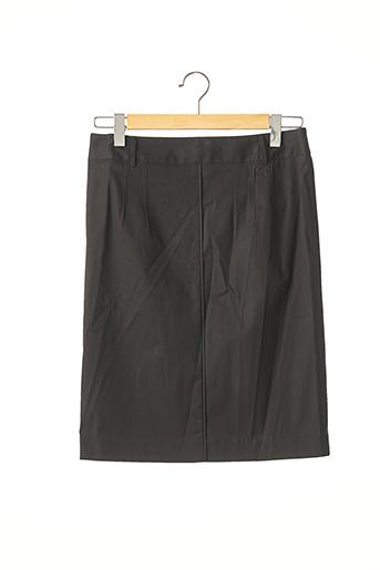 Jupe mi-longue noir GERARD DAREL pour femme