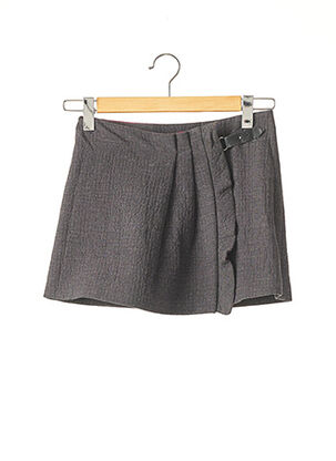 Mini-jupe gris VANESSA BRUNO pour femme