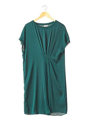 Robe mi-longue vert BY MALENE BIRGER pour femme