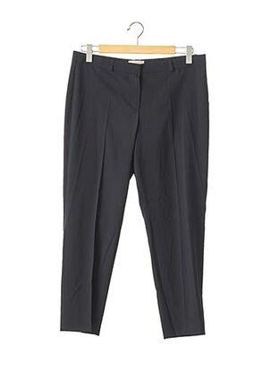 Pantalon 7/8 bleu APOSTROPHE pour femme