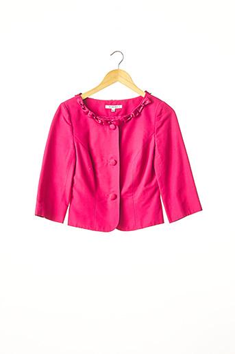 Veste chic / Blazer rose L.K BENETT pour femme