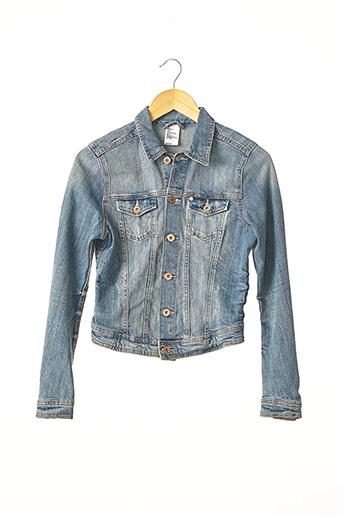 Veste en jean bleu DENIM pour femme
