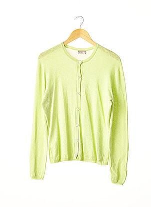 Twin-set vert OLD ENGLAND pour femme