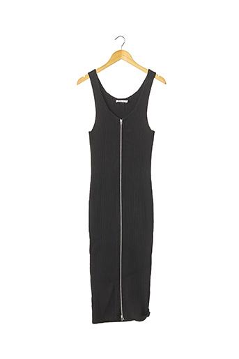 Robe pull noir ALEXANDER WANG pour femme