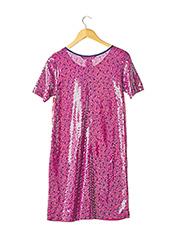 Robe mi-longue rose MARC JACOBS pour femme seconde vue