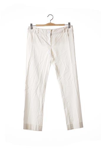 Pantalon 7/8 blanc PAUL & JOE pour femme