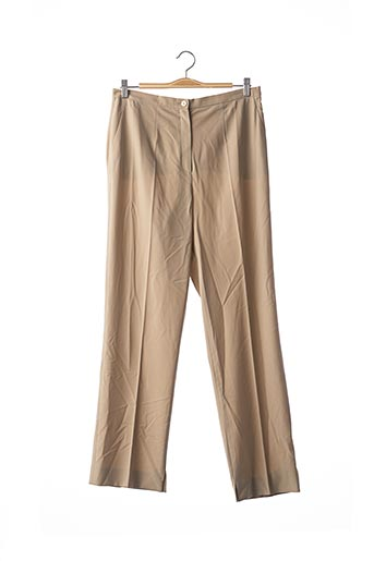Pantalon casual beige ESCADA pour femme