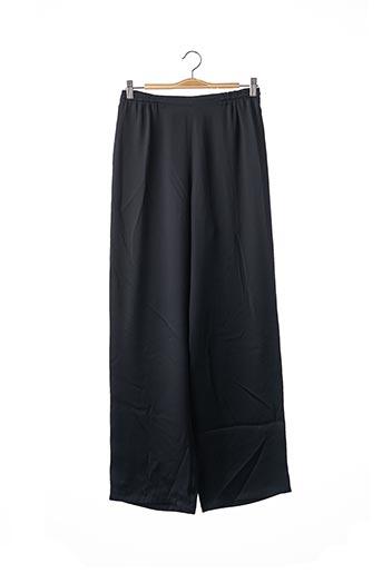 Pantalon casual bleu DUSAN pour femme