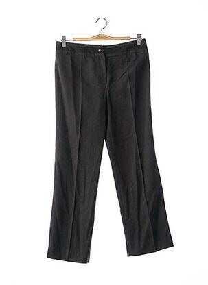 Pantalon casual gris APOSTROPHE pour femme