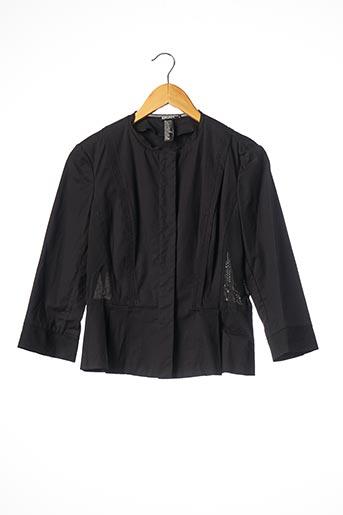 Veste casual noir DKNY pour femme