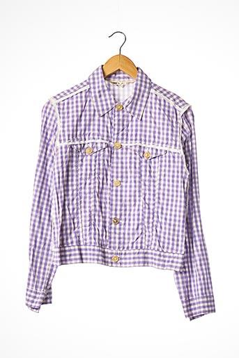 Veste casual violet COMME DES GARCONS pour femme
