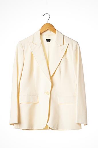 Veste chic / Blazer beige JOSEPH pour femme