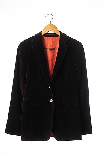Veste chic / Blazer noir ARTHUR & FOX pour femme
