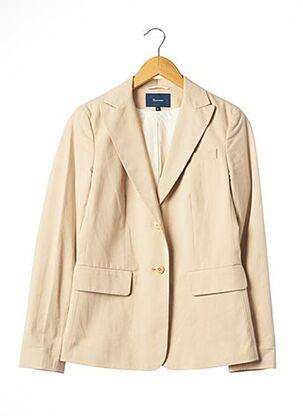Veste chic / Blazer beige FACONNABLE pour femme