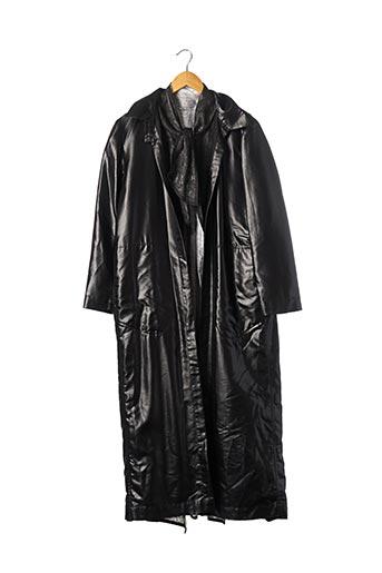 Manteau long noir ALAIN MIKLI pour femme