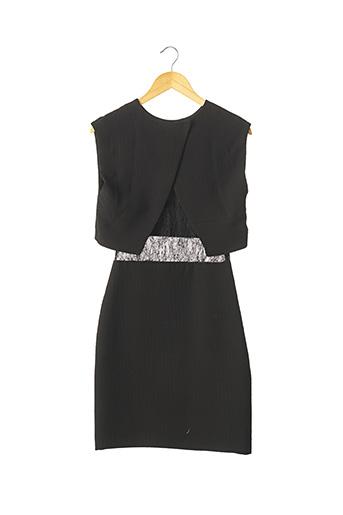 Veste/robe noir SANDRO pour femme