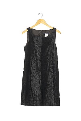 Robe courte noir MAXMARA pour femme