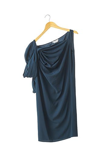 Robe mi-longue bleu GIVENCHY pour femme