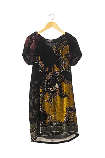 Robe mi-longue noir ETRO  pour femme