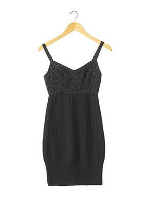 Robe pull noir DOLCE & GABBANA pour femme