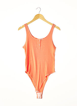 Body orange ARMANI pour femme