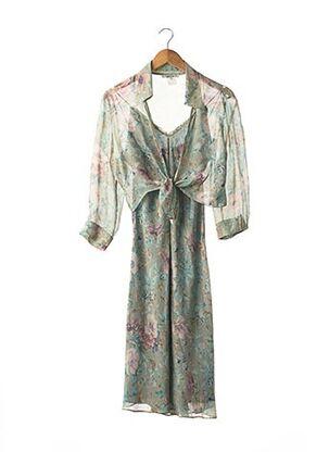 Veste/robe bleu GEORGES RECH pour femme