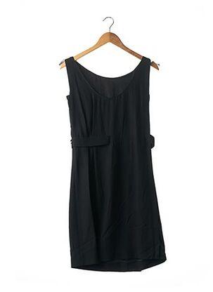 Robe mi-longue noir AZZARO pour femme