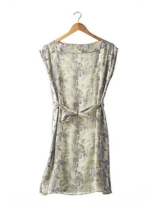 Robe mi-longue vert ARMANI pour femme