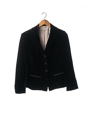 Veste chic / Blazer noir ARMAND VENTILO pour femme