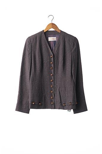 Veste chic / Blazer violet CHLOE pour femme
