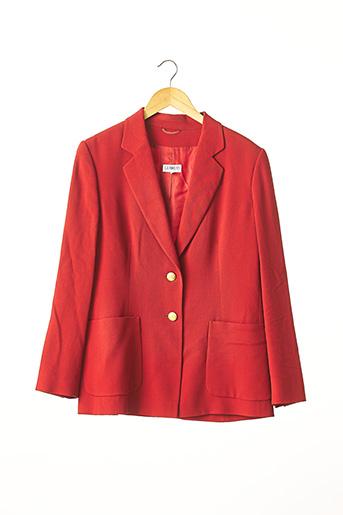 Veste chic / Blazer orange CERRUTI 1881 pour femme