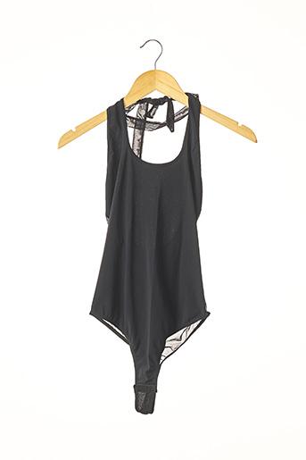 Body lingerie noir CHANTAL THOMASS pour femme
