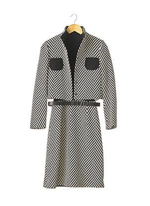 Veste/robe noir PAULE KA pour femme