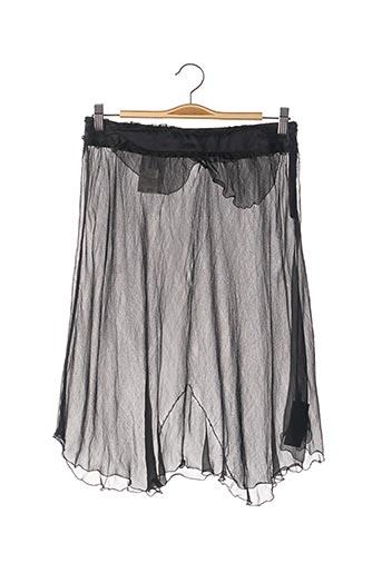 Jupon /Fond de robe noir PHILOSOPHY DI A. FERRETTI pour femme
