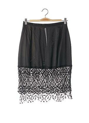 Jupon /Fond de robe noir LOLITA LEMPICKA pour femme