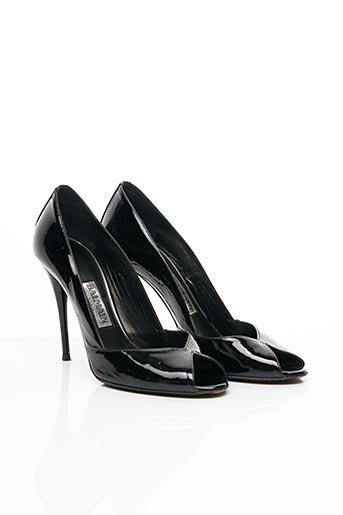 Escarpins noir BALMAIN pour femme