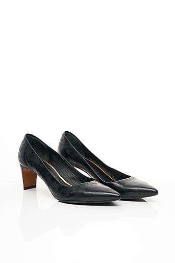 Escarpins noir FRANCOIS PINET pour femme