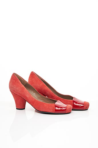 Escarpins rouge AUDLEY pour femme